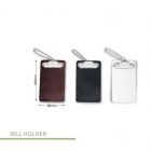 CLIP BILL RECEIVE HOLDER