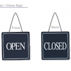 Open / Close Sign