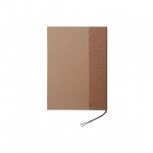 WA-104 Asian Style menu book cover Brown