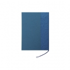WA-105 MENU BOOK COVER Blue
