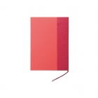 WA-105 MENU BOOK COVER Red