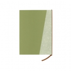 WA-201 Japanese style MENU BOOK COVER Green