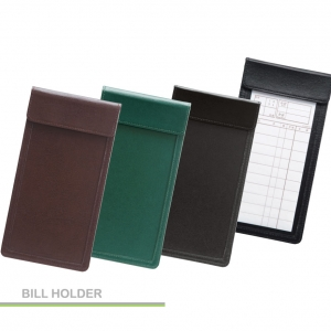 billl receive holder
