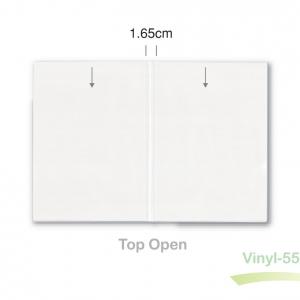Clear Vinyl Sleeve