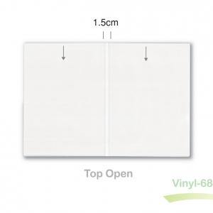 B4 Clear Vinyl Sleeve