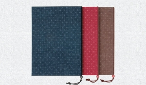 Fabric Menu Covers