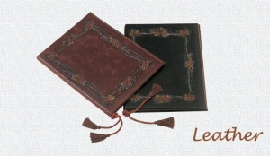 Leather / Synthetic Menu Covers