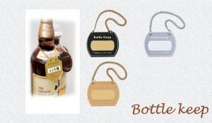 Wine Bottle neck tag