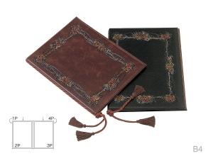 MENU BOOK COVER