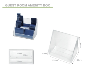 Barthroom amenity box