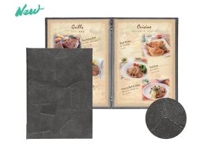 Hardcover menu Covers