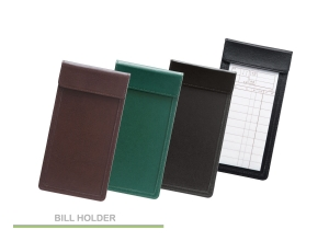 billl receive holder