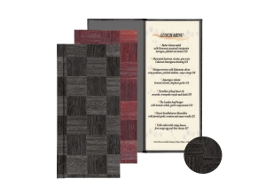 SLIMLINE MENU COVERS