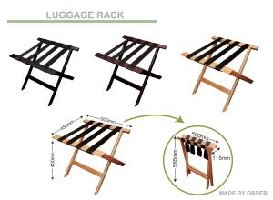 Hotel Luggage Rack