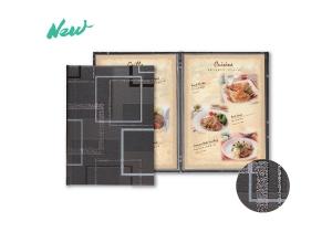 Restaurant menu covers