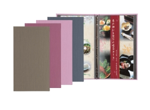 Stain Free Menu Covers