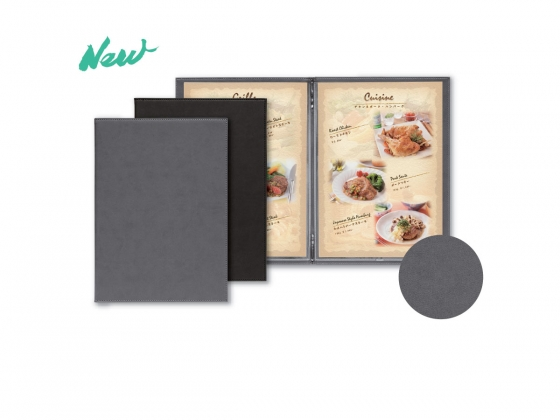 urban style menu covers