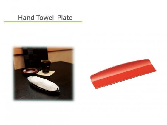 Hand Towel Plate